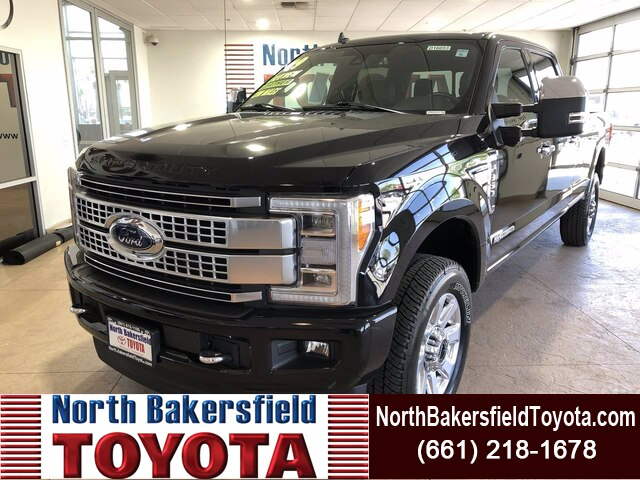 Pre-Owned 2019 Ford F-350 Platinum