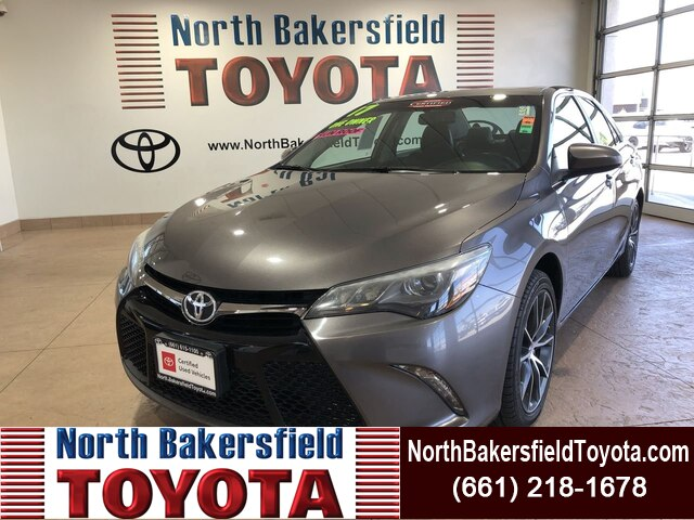 Certified Pre-Owned 2017 Toyota Camry XSE V6