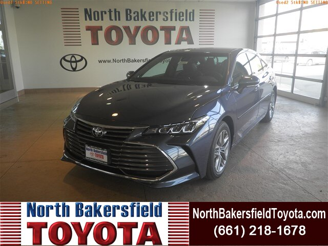 New 2019 Toyota Avalon 4DR SDN XLE