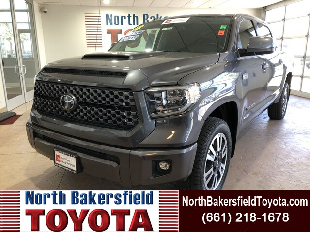 Certified Pre-Owned 2018 Toyota Tundra DLX
