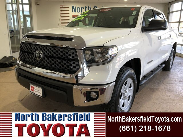 Certified Pre-Owned 2019 Toyota Tundra SR5 4.6L V8