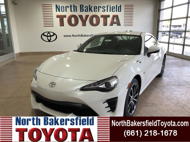 New 2019 Toyota 86 2DR CPE AT