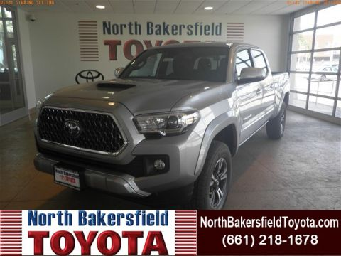 New 2018 Toyota Tacoma DBL CB 2WD TRD V6 AT