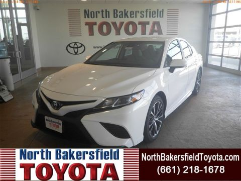 New 2019 Toyota Camry 4DR SDN SE AT