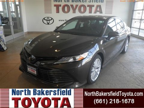New 2018 Toyota Camry 4DR SDN XLE AUTO