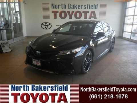 New 2018 Toyota Camry 4DR SDN XSE AUTO