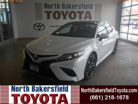 New 2018 Toyota Camry 4DR SDN V6 XSE AUTO