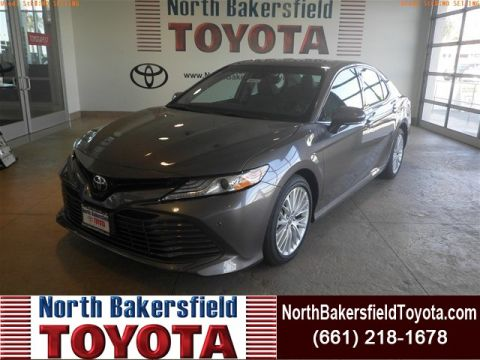 New 2018 Toyota Camry 4DR SDN V6 XLE AUTO