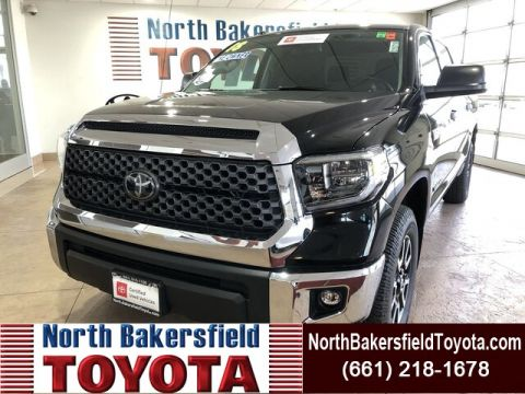 Certified Pre-Owned 2018 Toyota Tundra SR5 5.7L V8