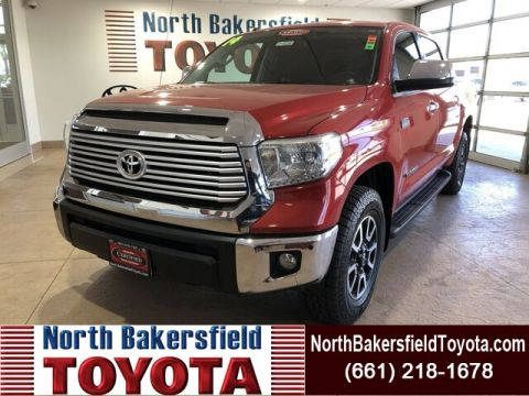 Certified Pre-Owned 2014 Toyota Tundra LTD