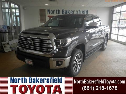 New 2018 Toyota Tundra Limited 5.7L V8