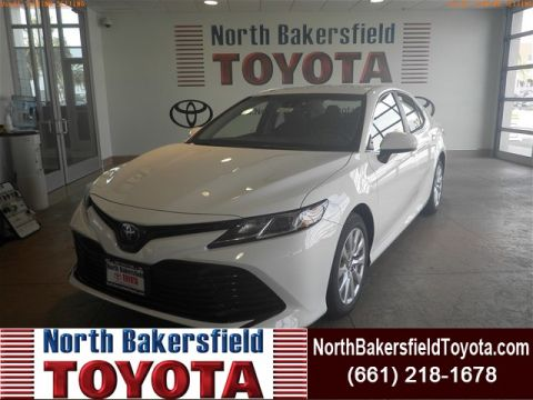 New 2018 Toyota Camry 4DR SDN LE AUTO